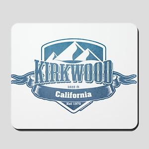 Kirkwood California Ski Resort 1 Mousepad