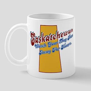 Saskatchewan! Mug
