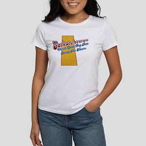 Saskatchewan! Women's T-Shirt