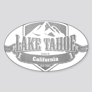 Lake Tahoe California Ski Resort 5 Sticker