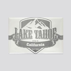 Lake Tahoe California Ski Resort 5 Magnets