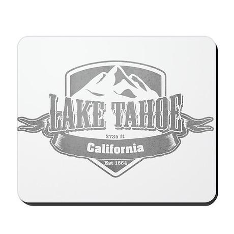 Lake Tahoe California Ski Resort 5 Mousepad