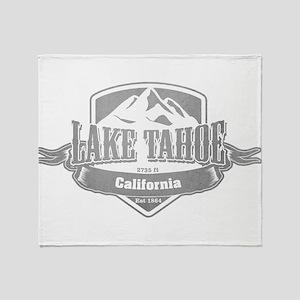 Lake Tahoe California Ski Resort 5 Throw Blanket