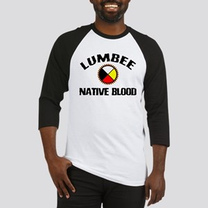 Lumbee Native Blood Baseball Jersey