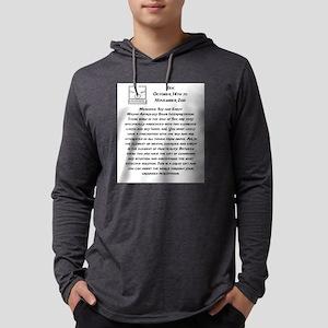 Sek Traits Mens Hooded Shirt