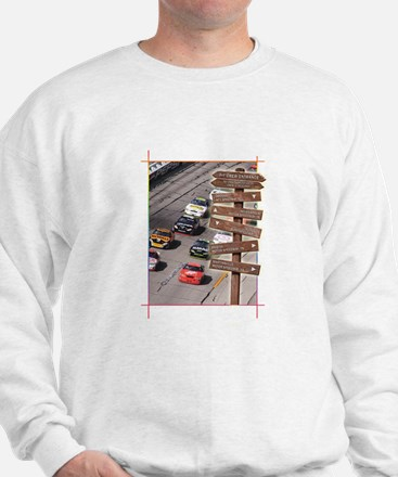SC-1 Stock Car Racing Sweatshirt