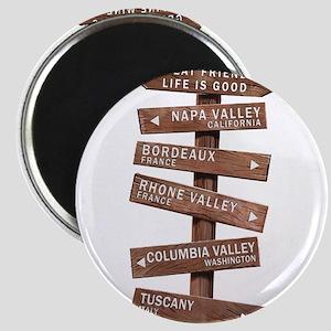 WL-1 Wine Lover Magnet