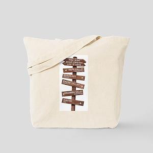 WL-1 Wine Lover Tote Bag