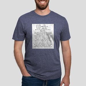 Pax Traits Mens Tri-blend T-Shirt