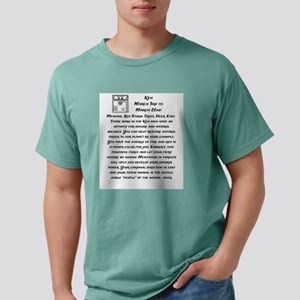 Keh Traits Mens Comfort Colors Shirt