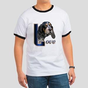 Bluetick Coonhound Love Ringer T
