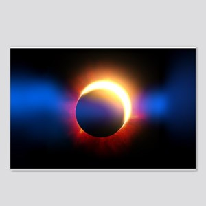 Solar Eclipse Postcards (Package of 8)