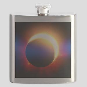 Solar Eclipse Flask
