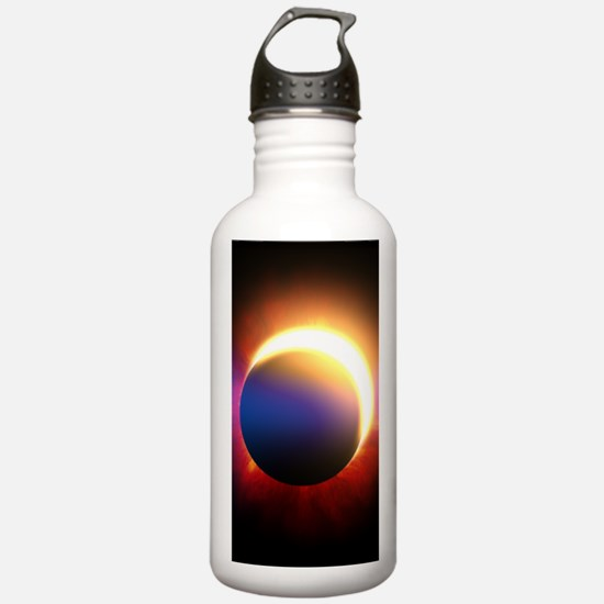 Solar Eclipse Water Bottle