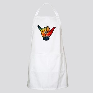 Shaka Rainbow Light Apron