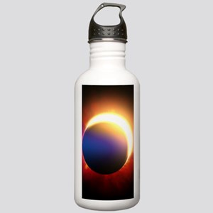 Solar Eclipse Stainless Water Bottle 1.0L