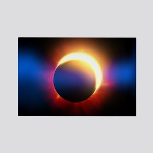 Solar Eclipse Magnets