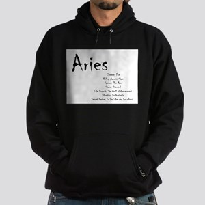 Aries Traits Sweatshirt
