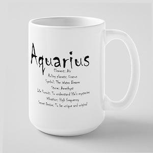 Aquarius Traits Mugs