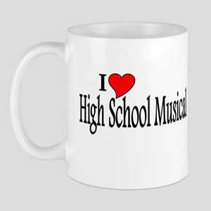 I Love High School Musical Mug
