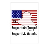 Support Lt. Watada! Postcards (Package of 8)