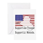 Support Lt. Watada! Greeting Cards (Pk of 10)