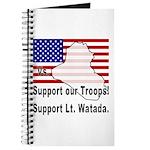 Support Lt. Watada! Journal