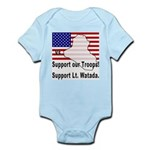 Support Lt. Watada! Infant Bodysuit