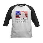 Support Lt. Watada! Kids Baseball Jersey