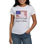 Support Lt. Watada! Women's T-Shirt