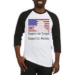 Support Lt. Watada! Baseball Jersey