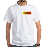 DBOA White T-Shirt