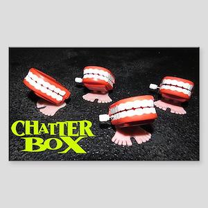 Chatterteeth pic Sticker