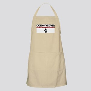 Caching Widower - Girlfriend Version BBQ Apron