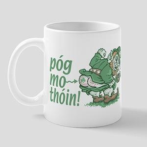 Pog Mo Thoin Irish Mug