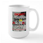 DBOA Large Mug