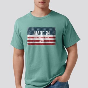 Made in Steamboat Rock, Iowa T-Shirt