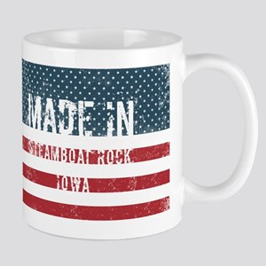 Made in Steamboat Rock, Iowa Mugs