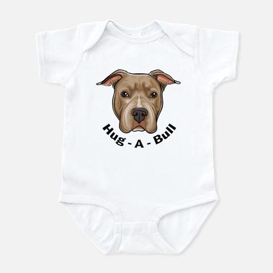 Hug-A-Bull 1 Infant Bodysuit
