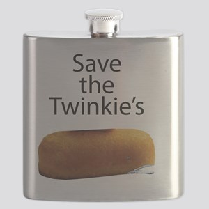 Save The Twinkie's Flask