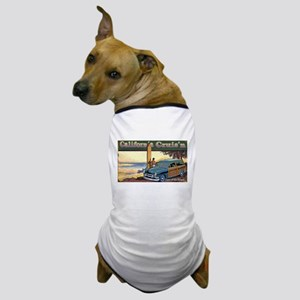 CALIFORNIA CRUIS'N Dog T-Shirt