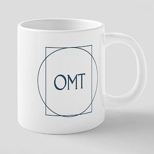 O M T 20 Oz Ceramic Mega Mug Mugs