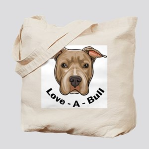 Love-A-Bull 1 Tote Bag