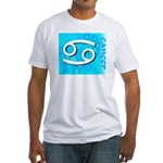 Cancerian Fitted T-Shirt