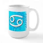Cancerian Large Mug