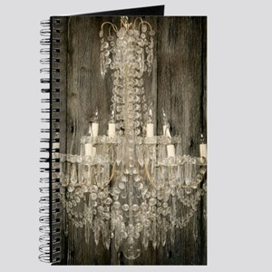 barnwood  chandelier rustic Journal