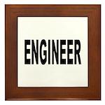 Engineer Framed Tile