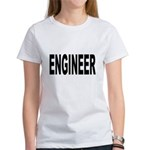 Engineer (Front) Women's T-Shirt