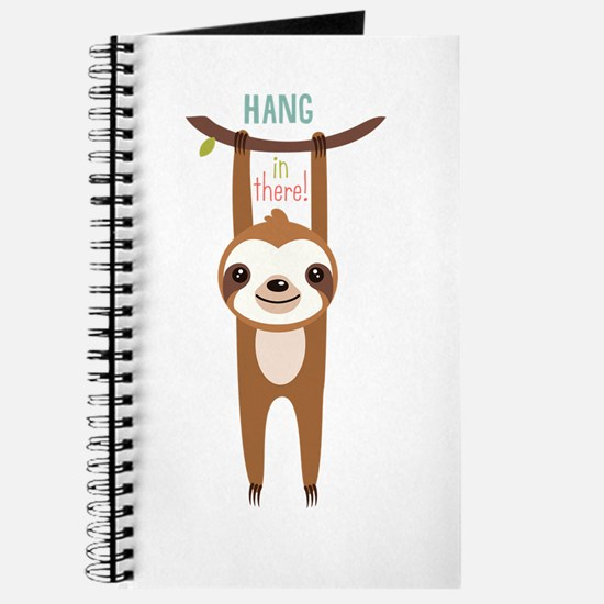 Unique Hang in there Journal