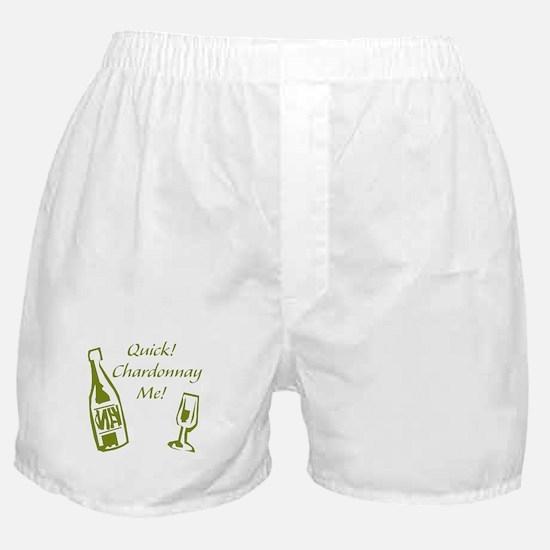 Chardonnay Me Boxer Shorts